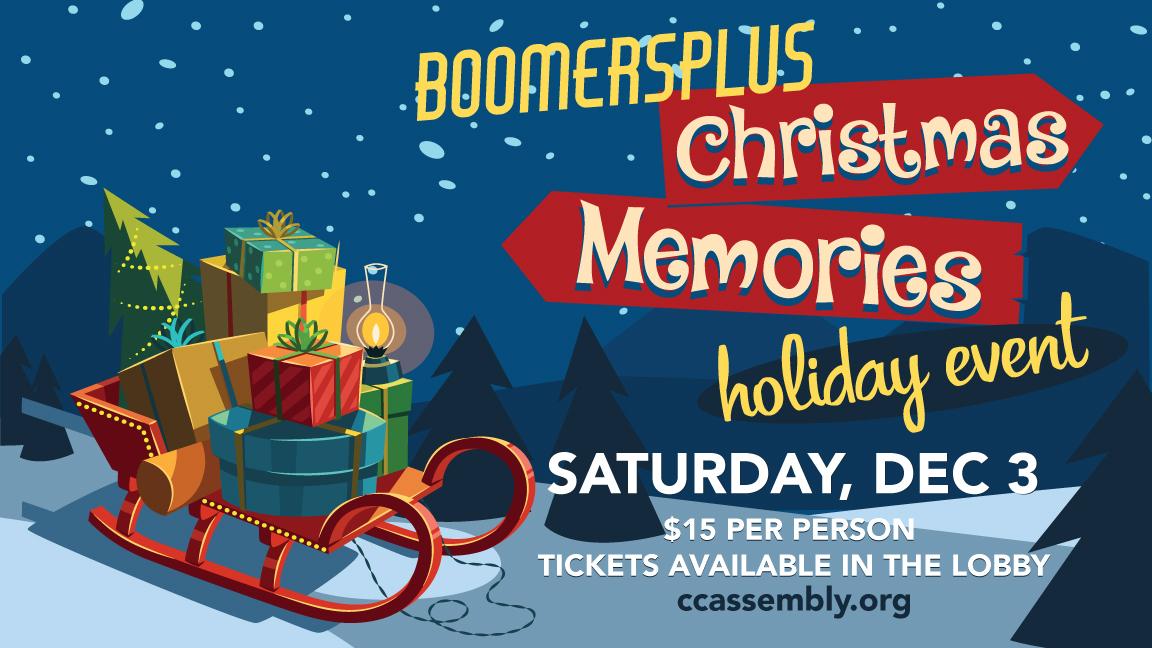 Share Your Christmas Memories