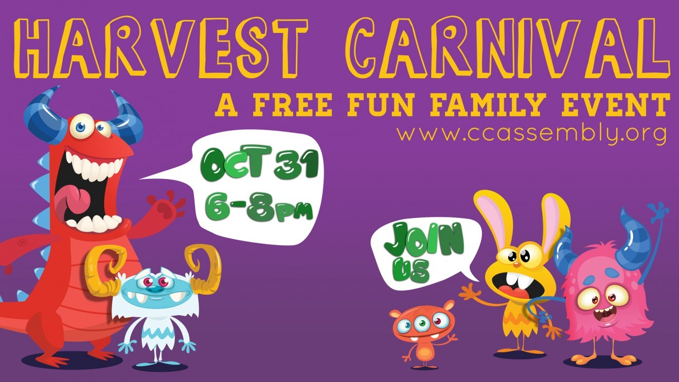 Harvest Carnival - Fun For All Ages