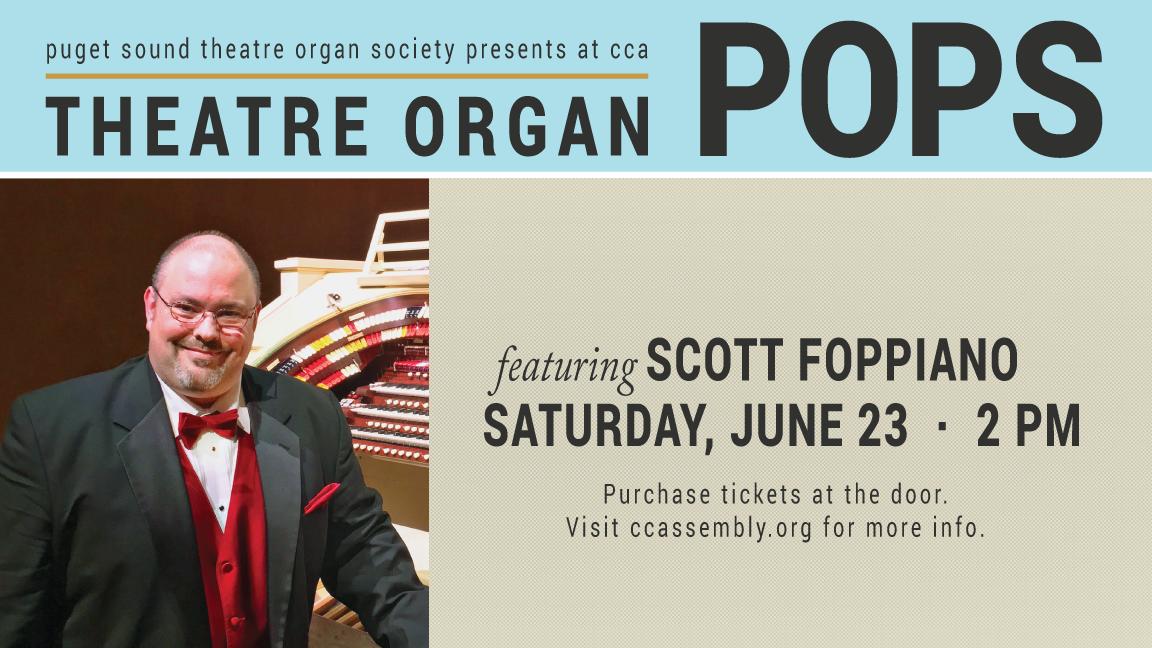 Scott Foppiano - PSTOS Concert