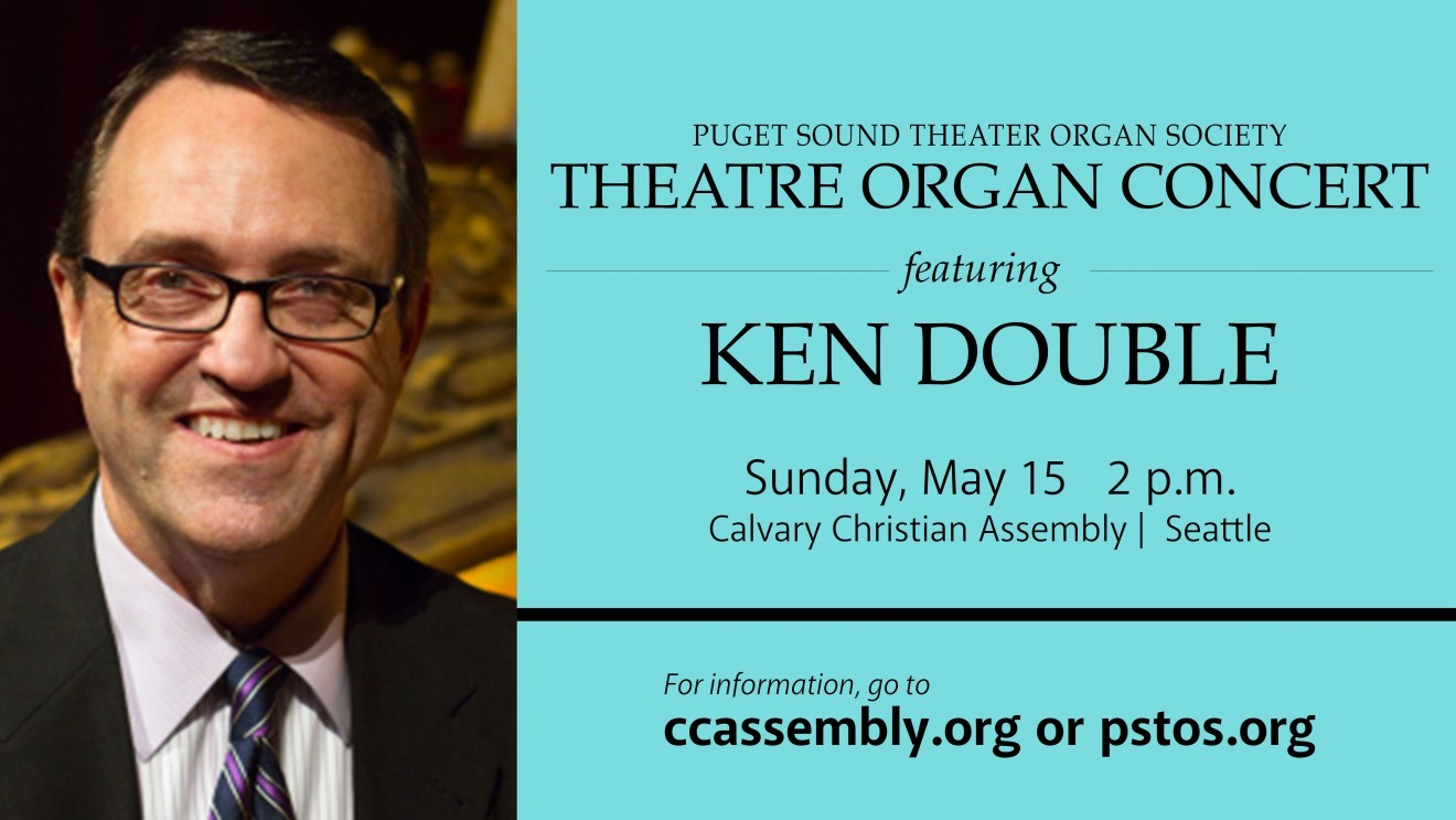 Ken Double In Concert May 15