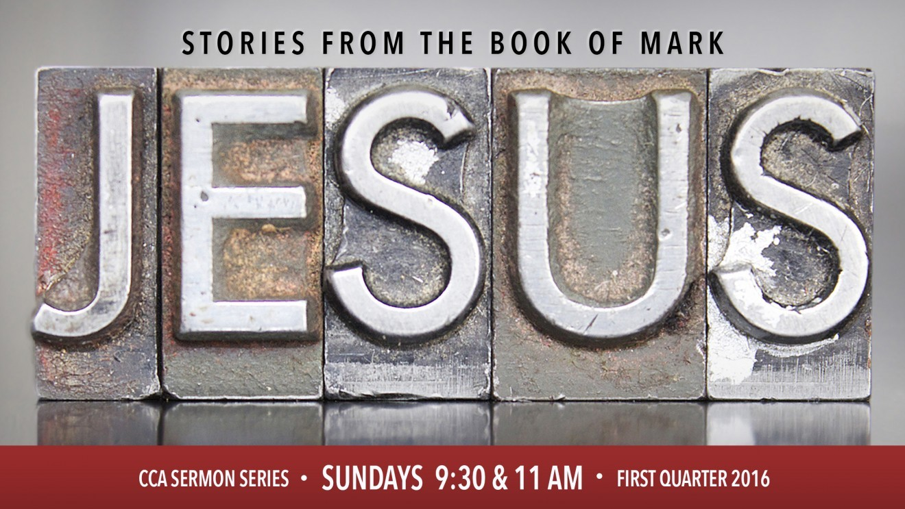 Jesus: Stories From the Book of Mark