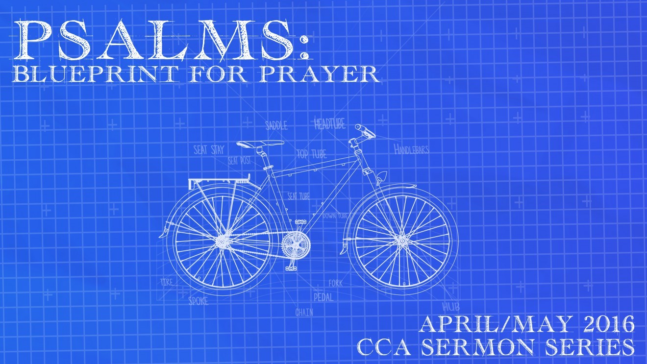 Psalms: Blueprint for Prayer