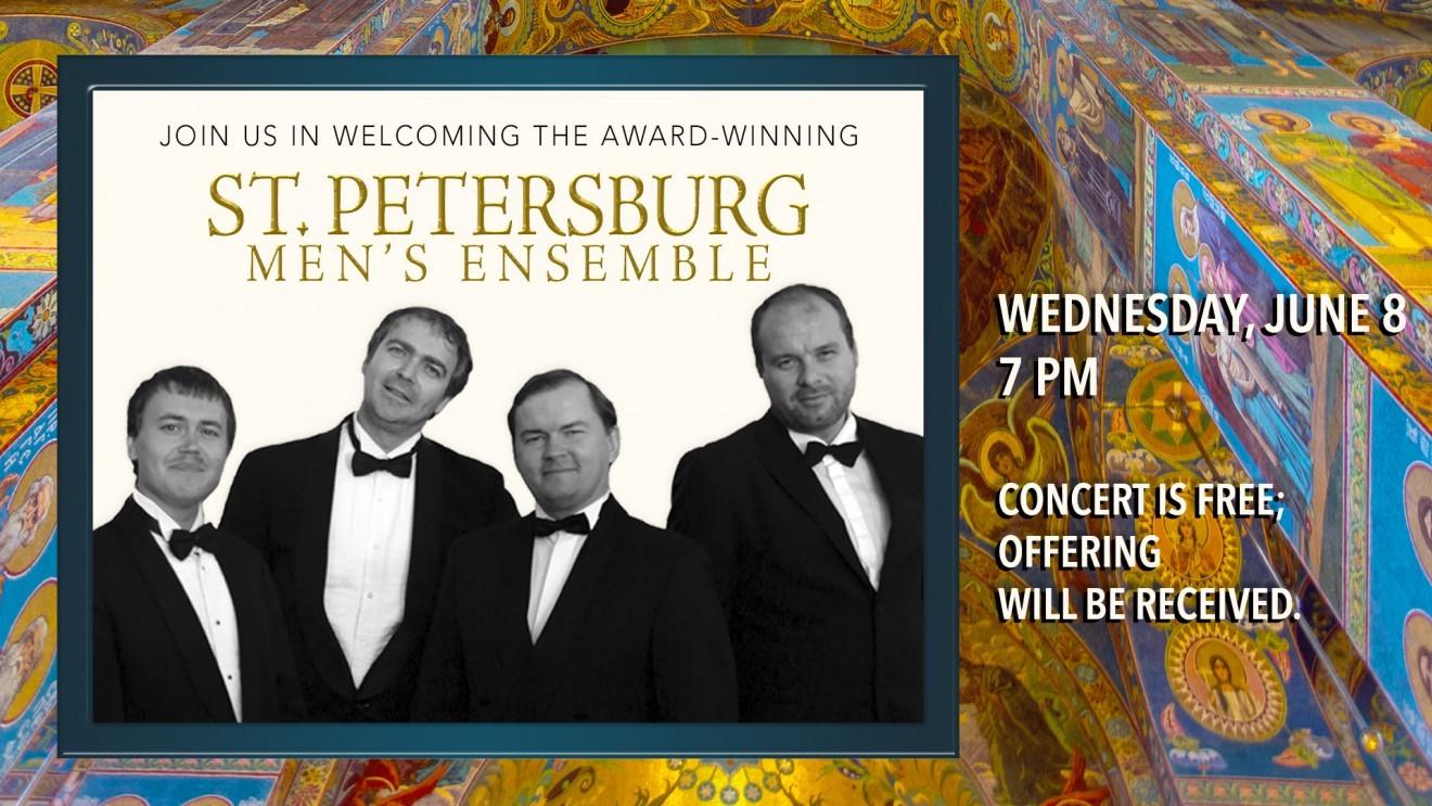 St. Petersburg Ensemble Visits CCA