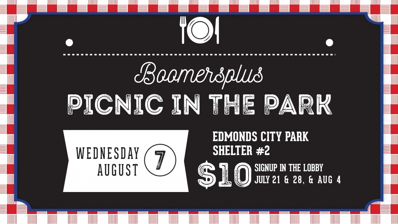 Boomers Picnic In The Park
