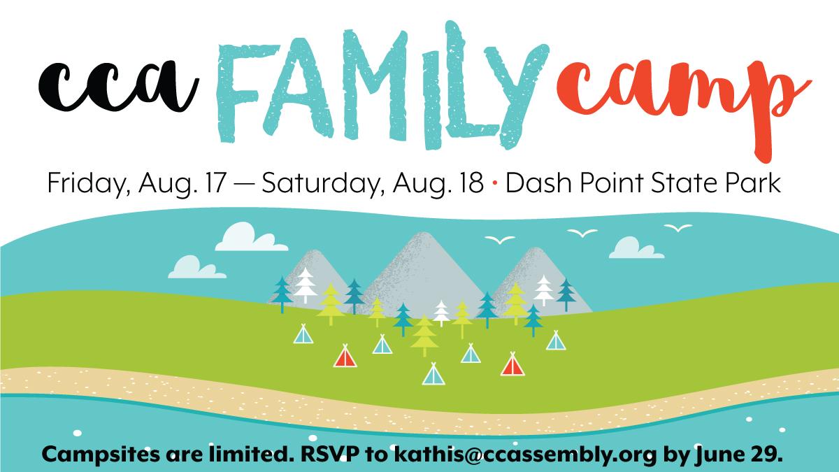 Family Camp Full of Fun