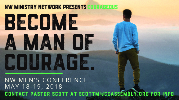 Courageous - NW Men's Conference