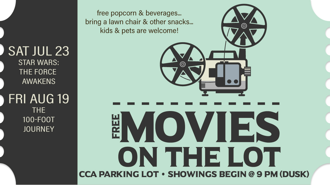 Movies On The Lot