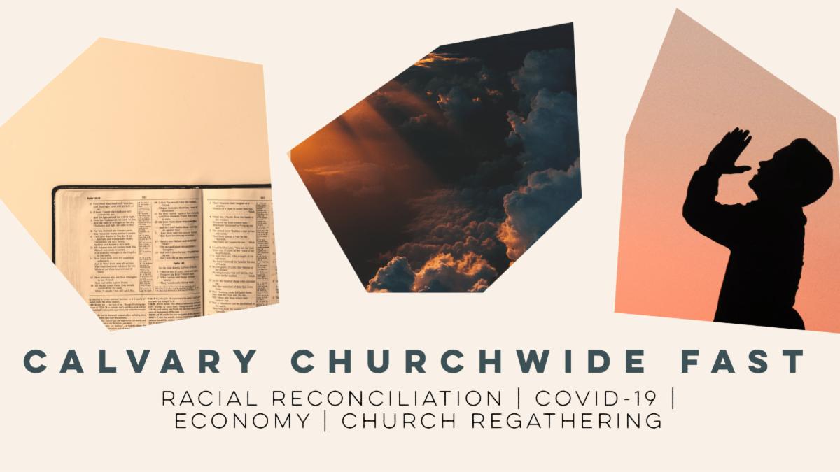 Calvary Churchwide Fast