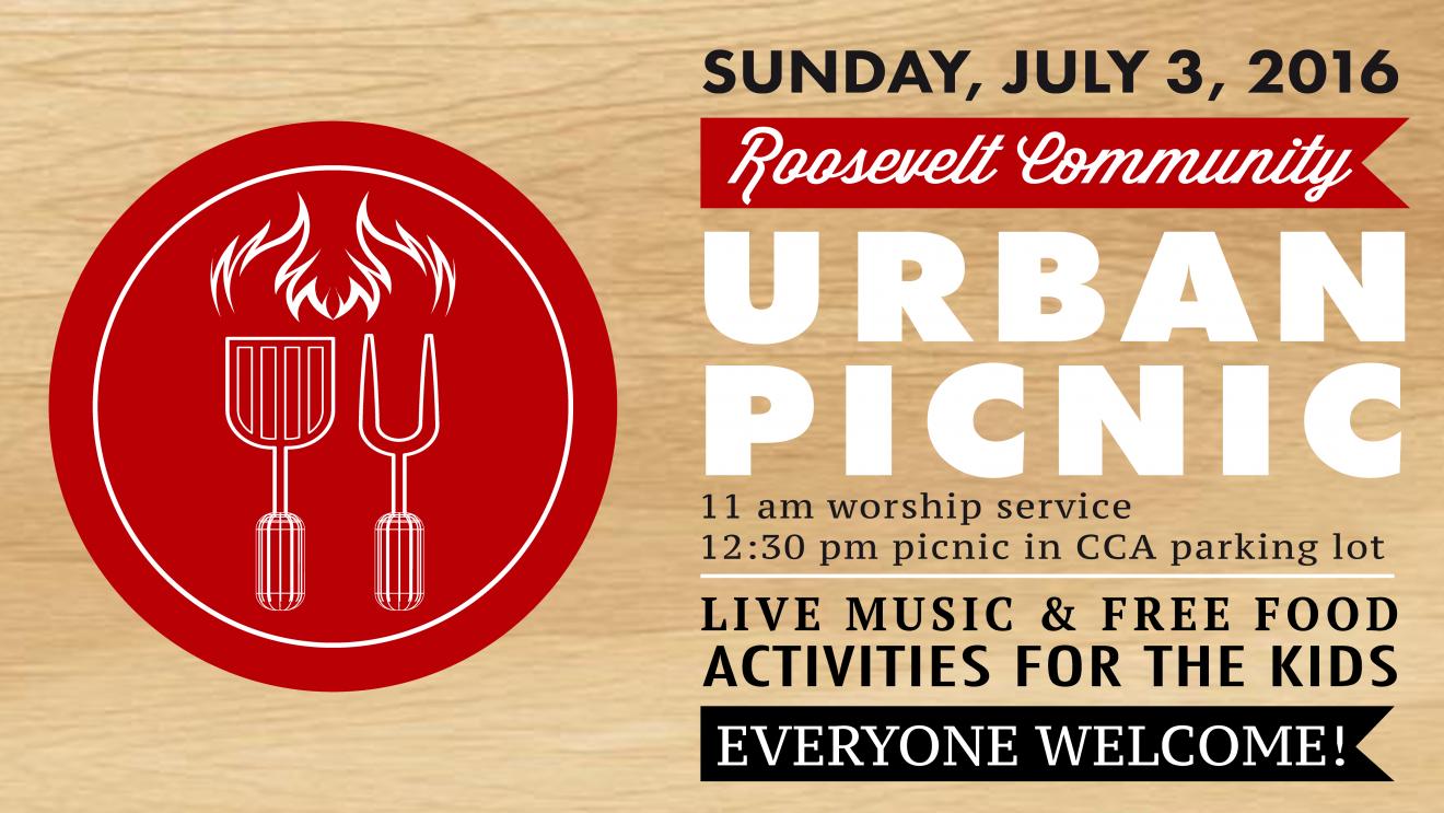 Roosevelt Community Urban Picnic