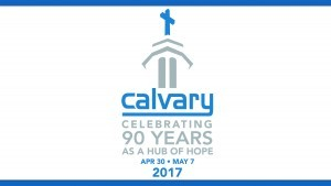 90th Celebration - A Legacy Of Hope