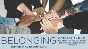 Belonging - Find Out Why CCA