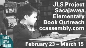 JLS Sacajawea Book Outreach