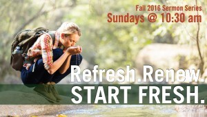 Refresh. Renew. Start Fresh.