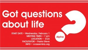 Interested in Exploring Life Questions?