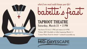 Boomers Escape to Taproot Theatre