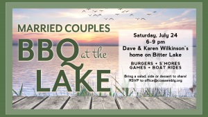 Couples - Time to Party at the Lake