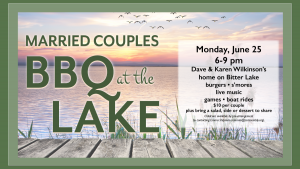 Couples - Time to Party @ The Lake