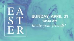 Easter Celebration Time