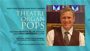 Organist Martin Ellis visits Calvary