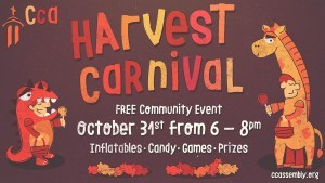 Harvest Carnival Explodes With Fun