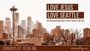Love Jesus, Love Seattle