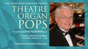 Chase the Winter Blues Away Organ Concert