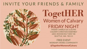 TogetHER Women's Group Launhes
