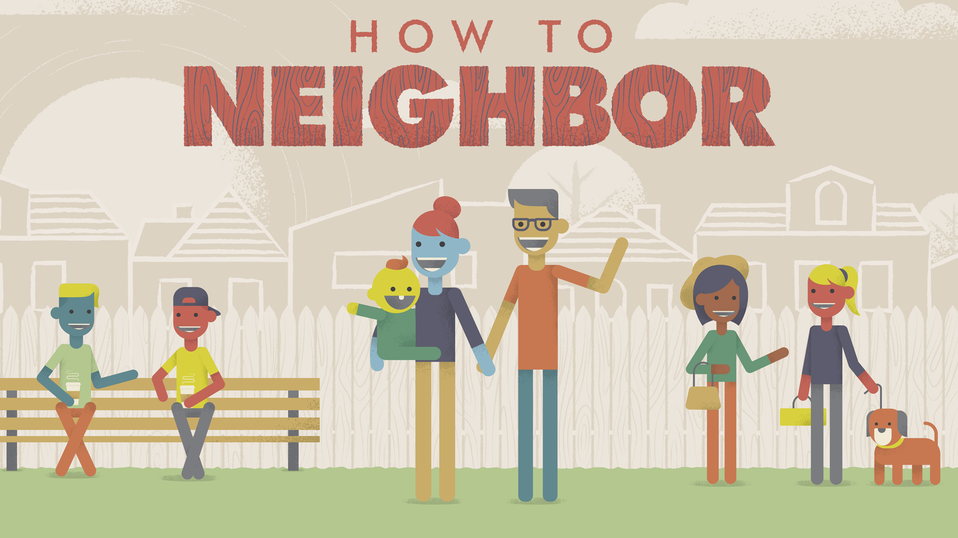 How to Neighbor: We Neighbor Because Jesus First Neighbored Us