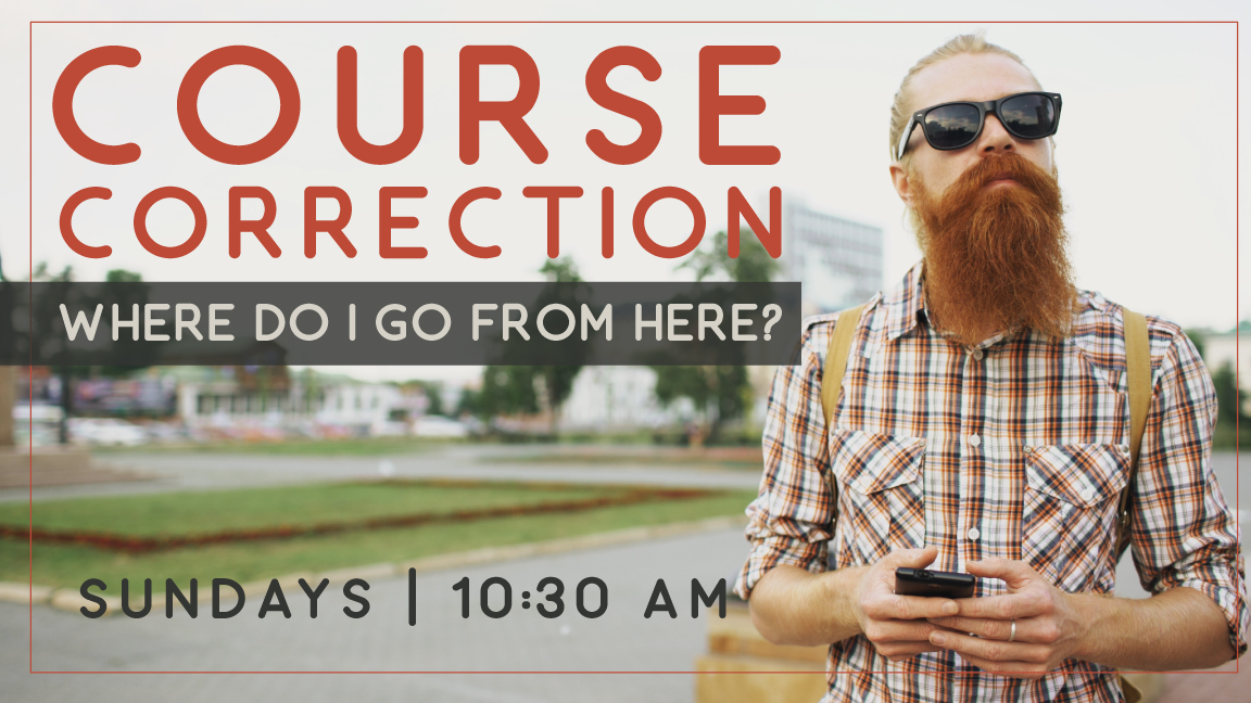 Course Correction: The Cost of Discipleship